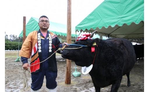 伝統の多気町肉牛共進会が開催されました!