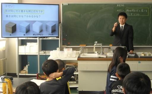 少人数学級等の指導によるきめ細かな教育を実施!