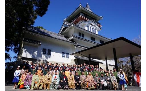 土佐の小京都中村550年祭