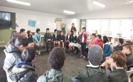 赤井川中学校がオーストラリアへ行く!