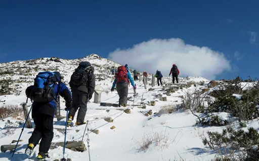 ユネスコ世界ジオパーク「アポイ岳」
