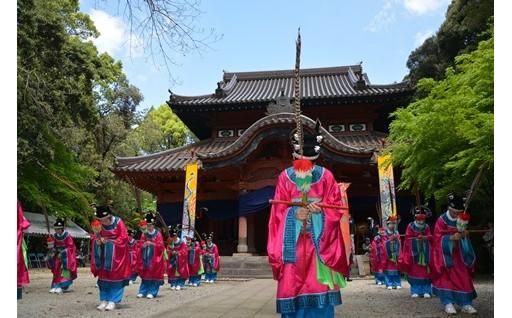 孔子の里、多久市。300年の伝統を守ります。