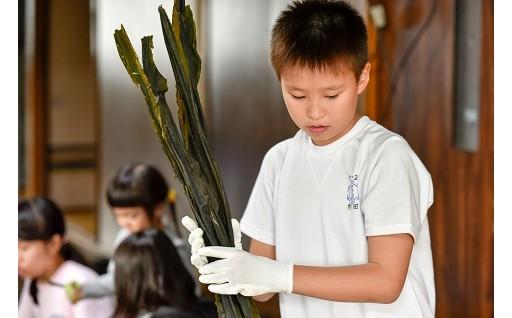 子ども農山漁村交流事業から始めるまち。ひとづくり