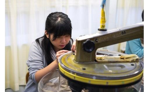 あなたの寄附が日本の縫製業を変える!