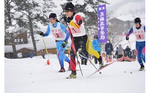 「第68回全国高等学校スキー大会」開催!