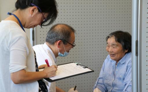 高齢者の健康づくりの支援で歯科健診を行いました!