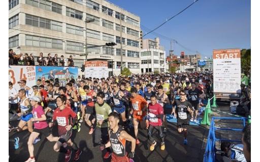 ★3月3日(日)鹿児島マラソン2019開催!★