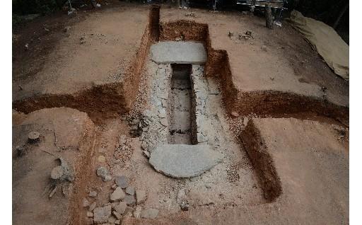 東日本最古級東之宮古墳を保存整備します!!