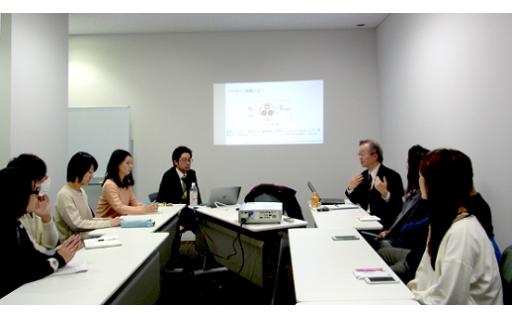 京都府立大学井上亮先生の研究室を訪問しました