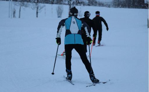 全国中学校スキー大会10年連続出場!