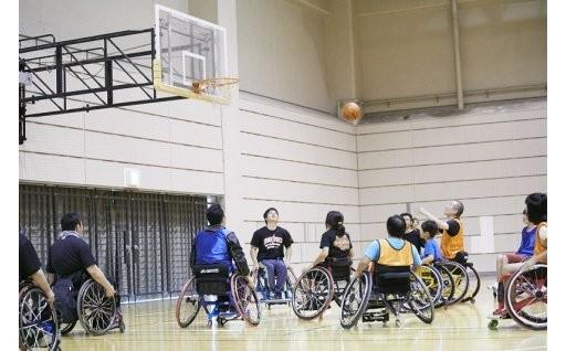 誰もが一緒にスポーツできる環境を!