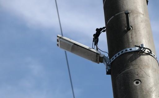 防犯灯LED化推進事業