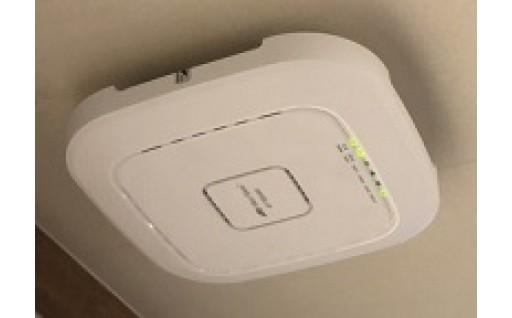 Wi-Fiサービスシステム整備事業