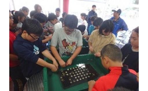 平成30年度竹ヶ島海域公園自然再生推進事業
