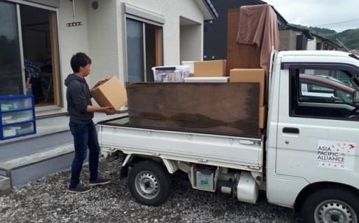 九州北部豪雨から2年 大分県日田市の被災地から
