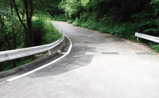 平成30年7月豪雨災害の道路復旧!