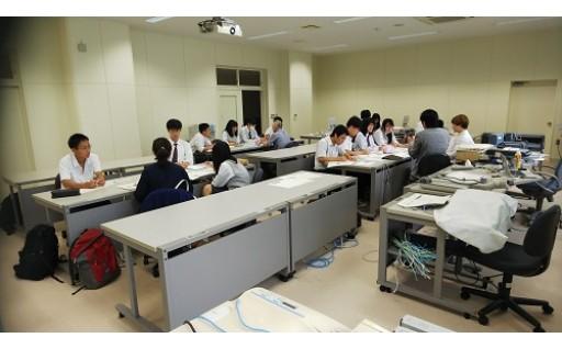 池田高校の授業でふるさと納税を勉強しています!!