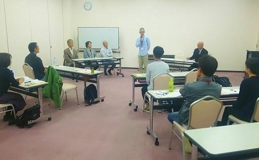 人材の地域定着へ、起業セミナーを開催。
