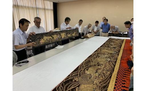 伝統文化財復元修復事業