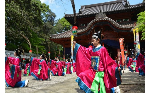 孔子の里、多久市。310年の伝統を守ります。
