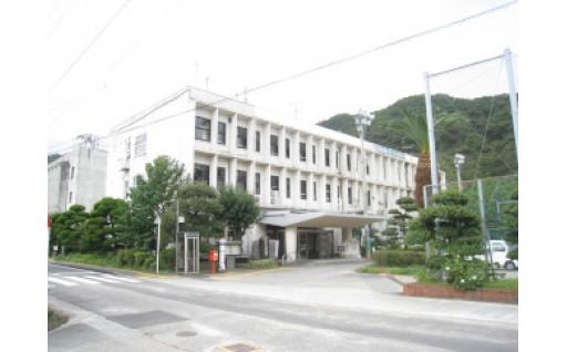 老朽化・市庁舎を建て直す!