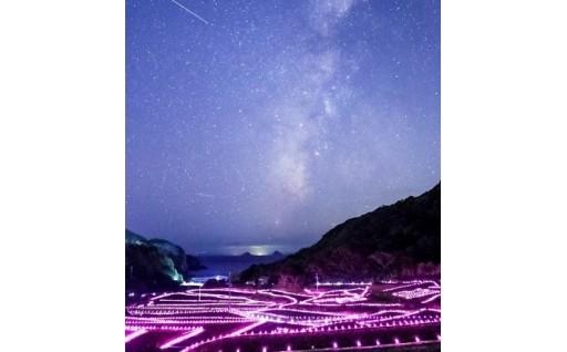 世界遺産「春日集落」でライトアップイベント