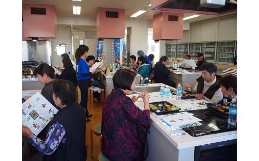 GCF寄附金で「唐津めしんしゃー漁師飯」を開発!