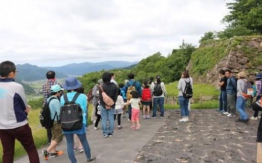 竹田城跡保存活用事業