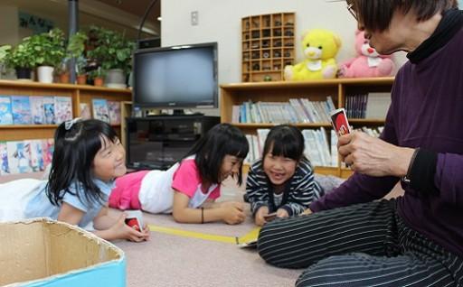 子どもたちの活動の場づくり