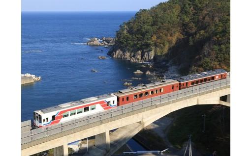 三陸鉄道 台風19号豪雨被災後、全線復旧へ第一歩