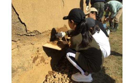 江馬氏城館跡保存事業を推進しています