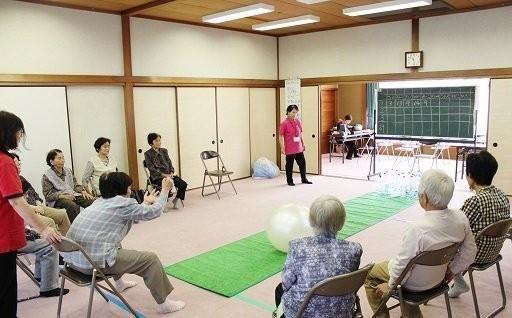 高齢者コミュニティセンターの改修に活用!