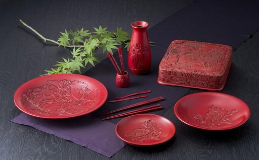 国の伝統的工芸品「村上木彫堆朱」の認知度の向上