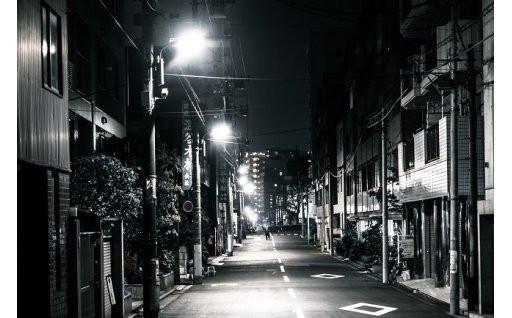 【安全・安心】LED防犯灯整備事業