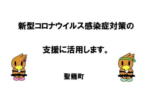 【使い道追加】新型コロナウイルス感染症対策支援