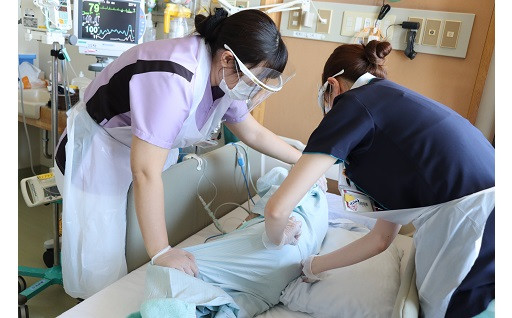 碧南市民病院への寄附にご支援お願いいたします