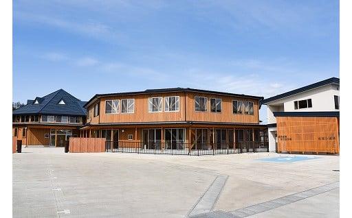3.地域初の病児保育施設を設置しました