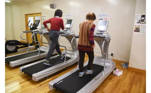 市民体育館へトレーニングマシンの整備