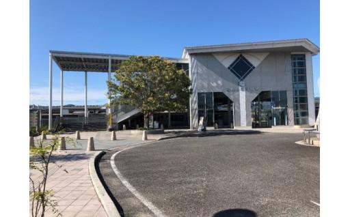 吉野ヶ里公園駅自由通路の改修
