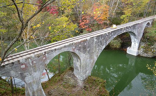 ほぼ完了!第三音更川橋梁の補修事業
