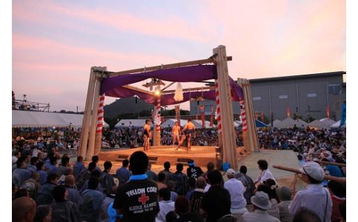 隠岐古典相撲大会開催支援プロジェクト