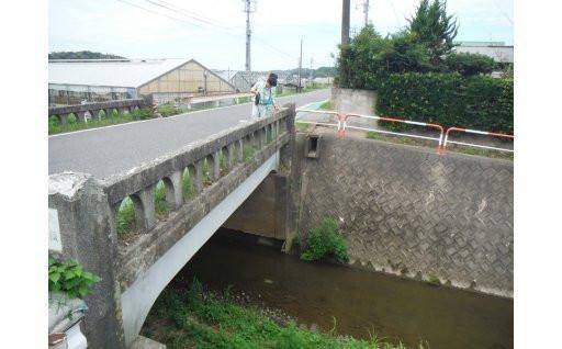 市内のきれいな川を守ります