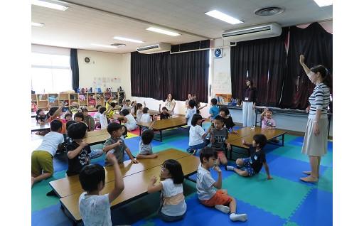 「放課後児童クラブ」に活用させていただきました。