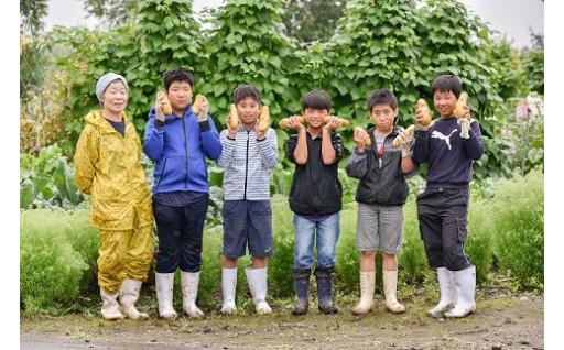 子ども農山漁村交流事業から始めるまち・ひとづくり