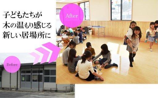 夏休みを過ごす学童施設充実の恩恵に感謝しています