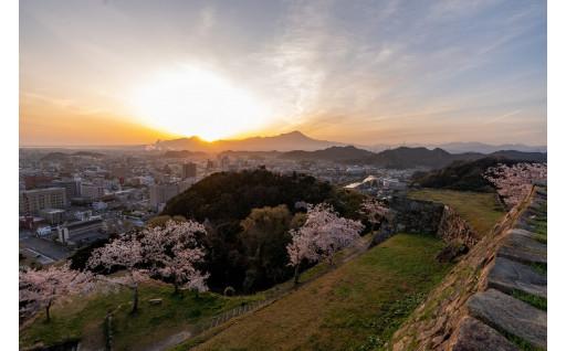 米子城 魅せる!プロジェクト