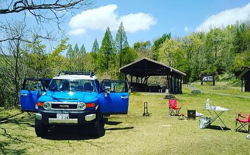 絶景キャンプ場を作りたい!