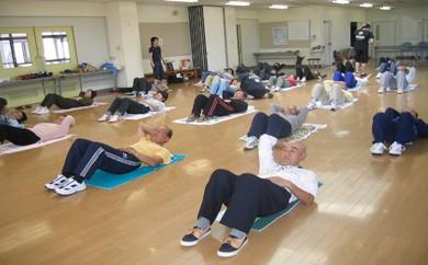 (4)健康増進及び体力向上に関する事業
