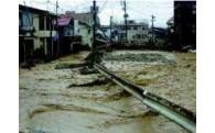 ①災害からの復旧・復興と災害に強いまちづくりに全力で取り組みます