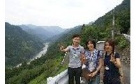 3.澄んだ空気と緑の山を守りたい! ~ふるさとの山、川へ~